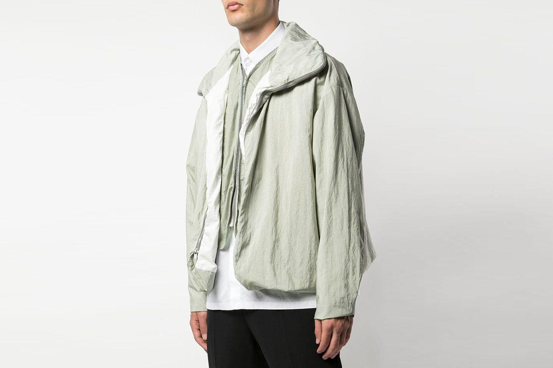 Double Layered Jacket