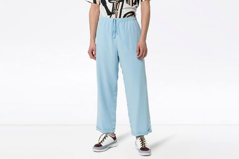 12 Summer-Ready Silk Pants to Stay Cool This Season