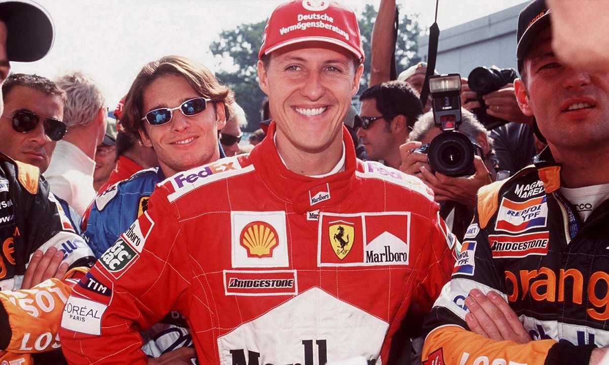 Michael Schumacher's Most Iconic Style Moments - Highsnobiety