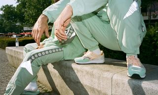Highsnobiety's Diadora (West) Berlin Collab Just Dropped, Cop It Here