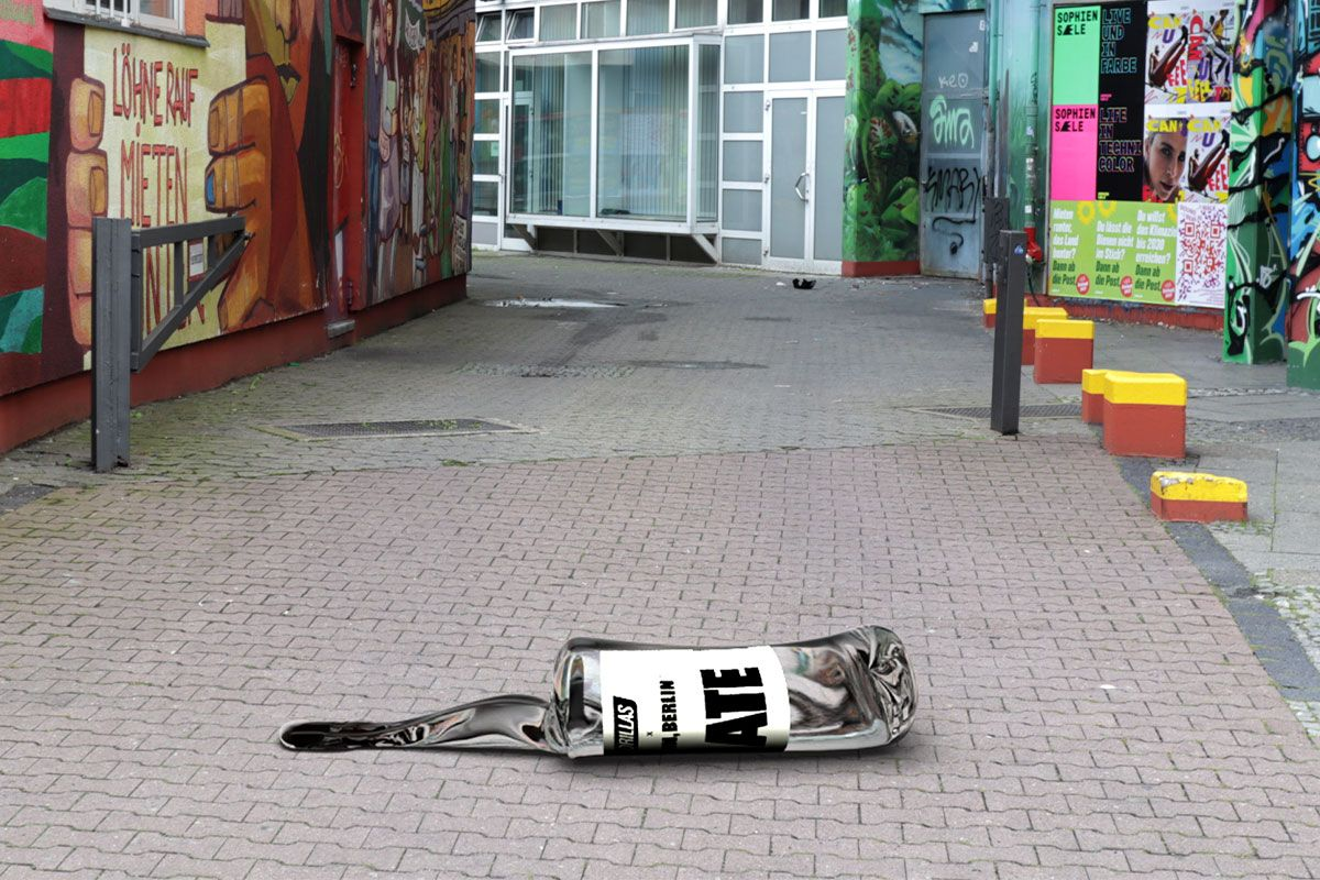 AR Artist Vinzent Britz Turns the Mundane Into Magic For BERLIN, BERLIN