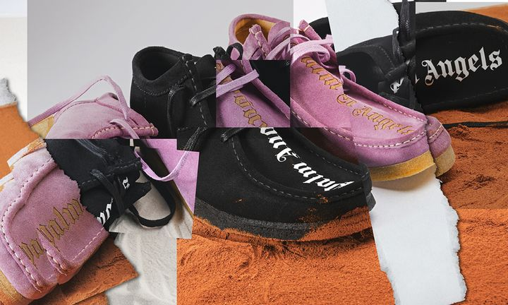 Palm Angels Clarks Wallabee