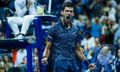 Cop Novak Djokovic's '90s Rave-Style US Open Shirt Right Now