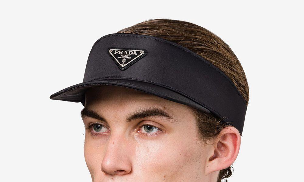 6bb6949e Flex at Eye Level With Prada's Standout SS19 Headwear