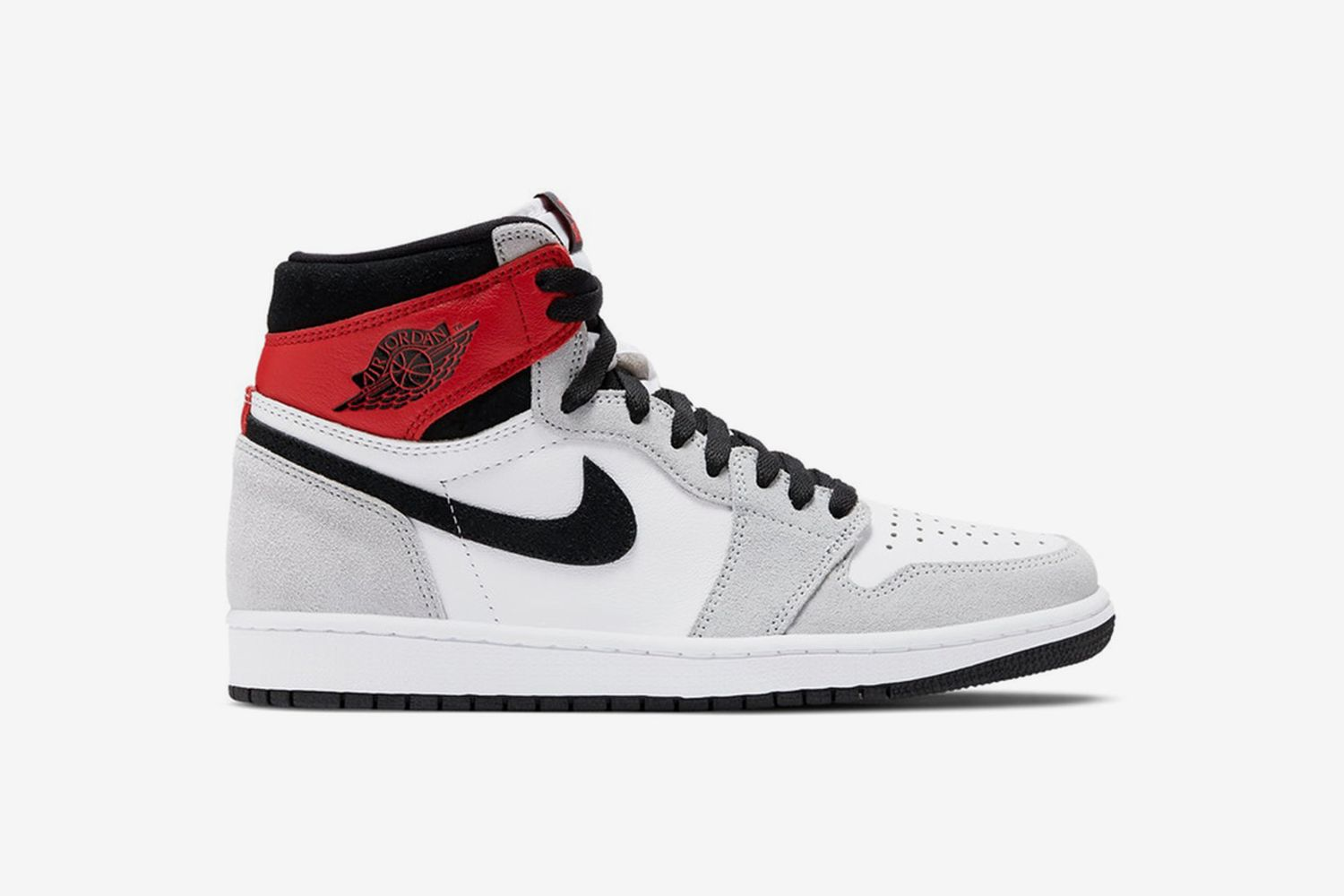 Air Jordan 1 Retro High Smoke Grey