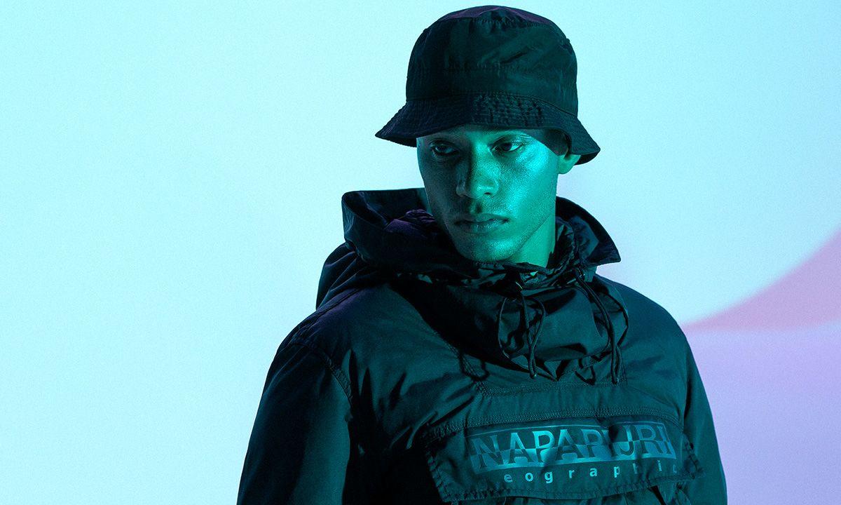 "Napapijri's Newest ""Infinity"" Jacket Is 100% Recyclable"