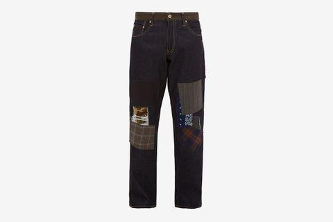 Gerard Multi Patch Denim Jeans