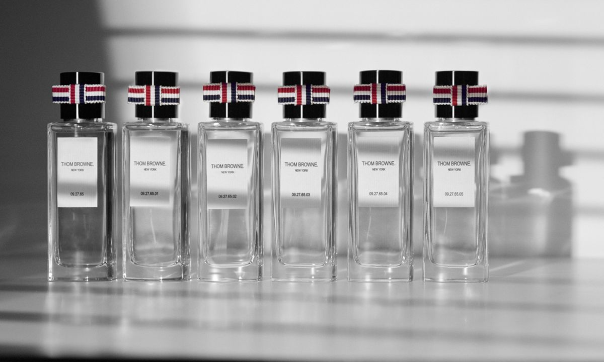 Thom Browne Launches First Unisex Fragrance