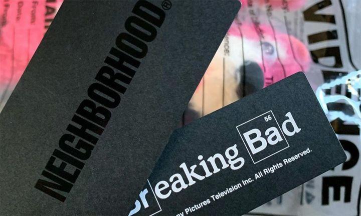 NEIGHBORHOOD Breaking Bad collaboration teaser