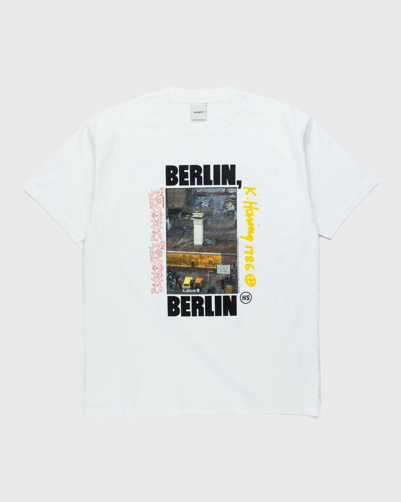 Highsnobiety x Keith Haring – Berlin T-Shirt White