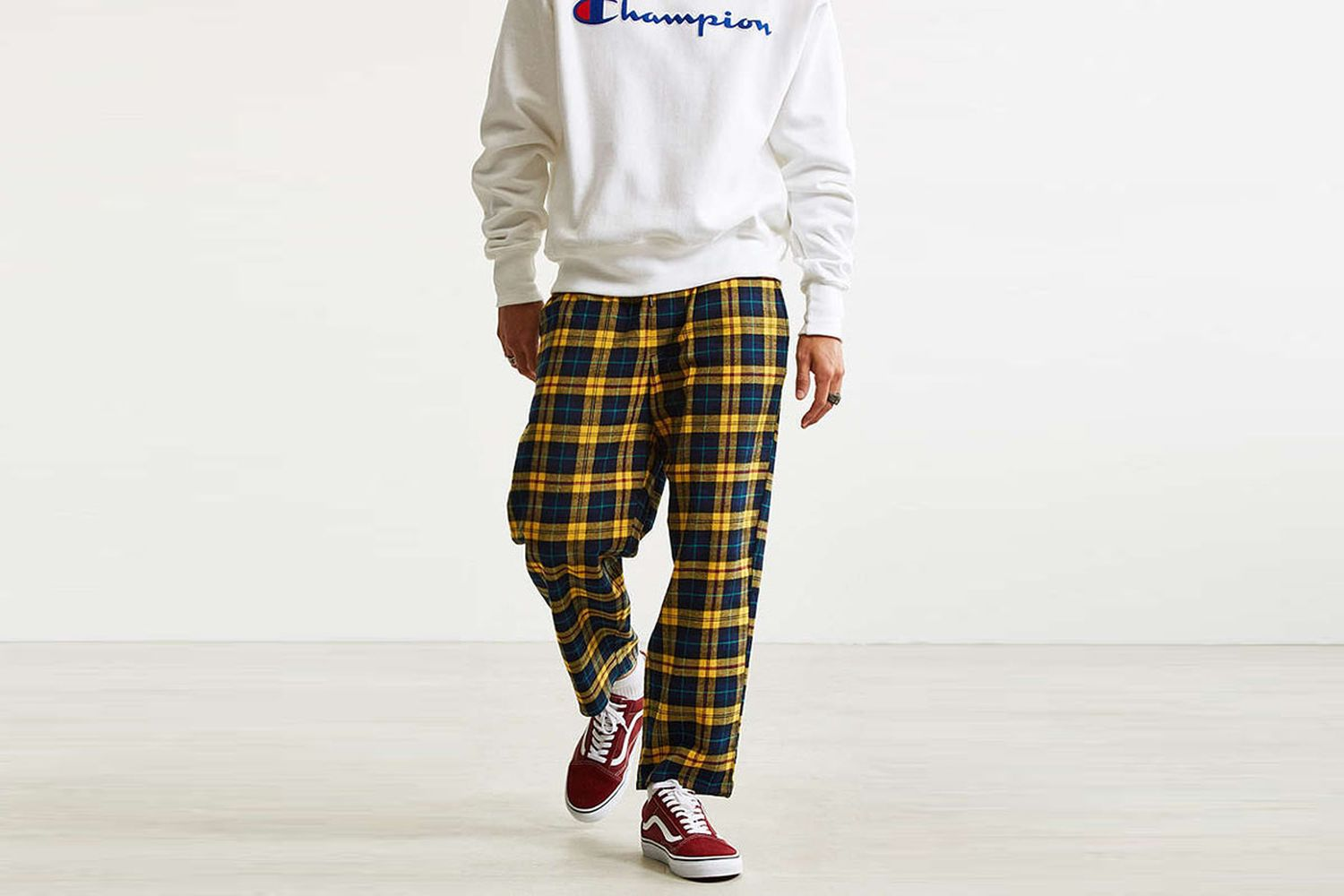 Spencer Flannel Pant