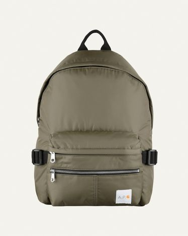 A.P.C. x Carhartt WIP - Shawn Backpack Khaki