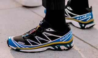 The Best Sneaker Street Style Moments From Paris Fashion Week FW19