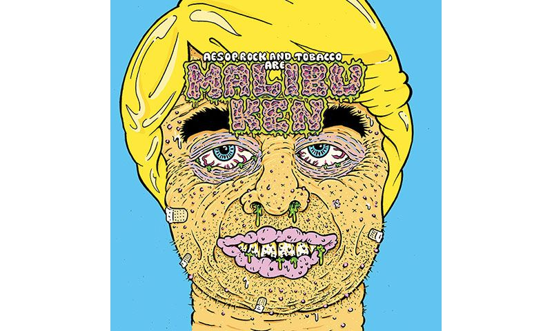 Aesop Rock & TOBACCO Have Notched an Undeniable Win on 'Malibu Ken'