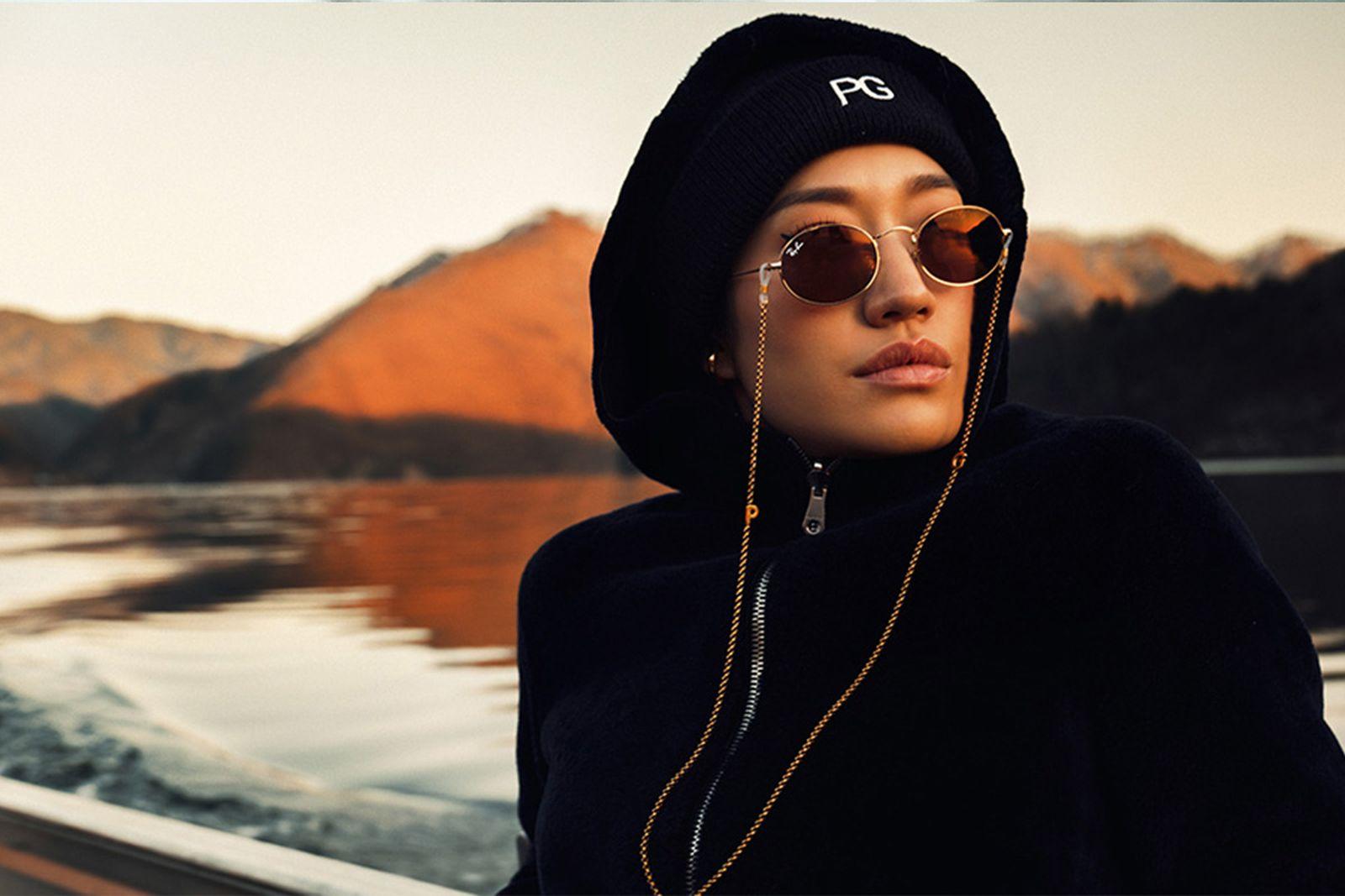 peggy gou rayban sunglasses ray-ban