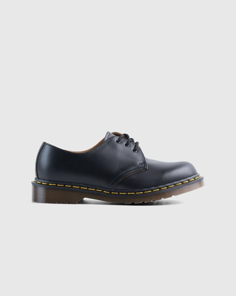 Dr. Martens – Vintage 1461 Black Quilon