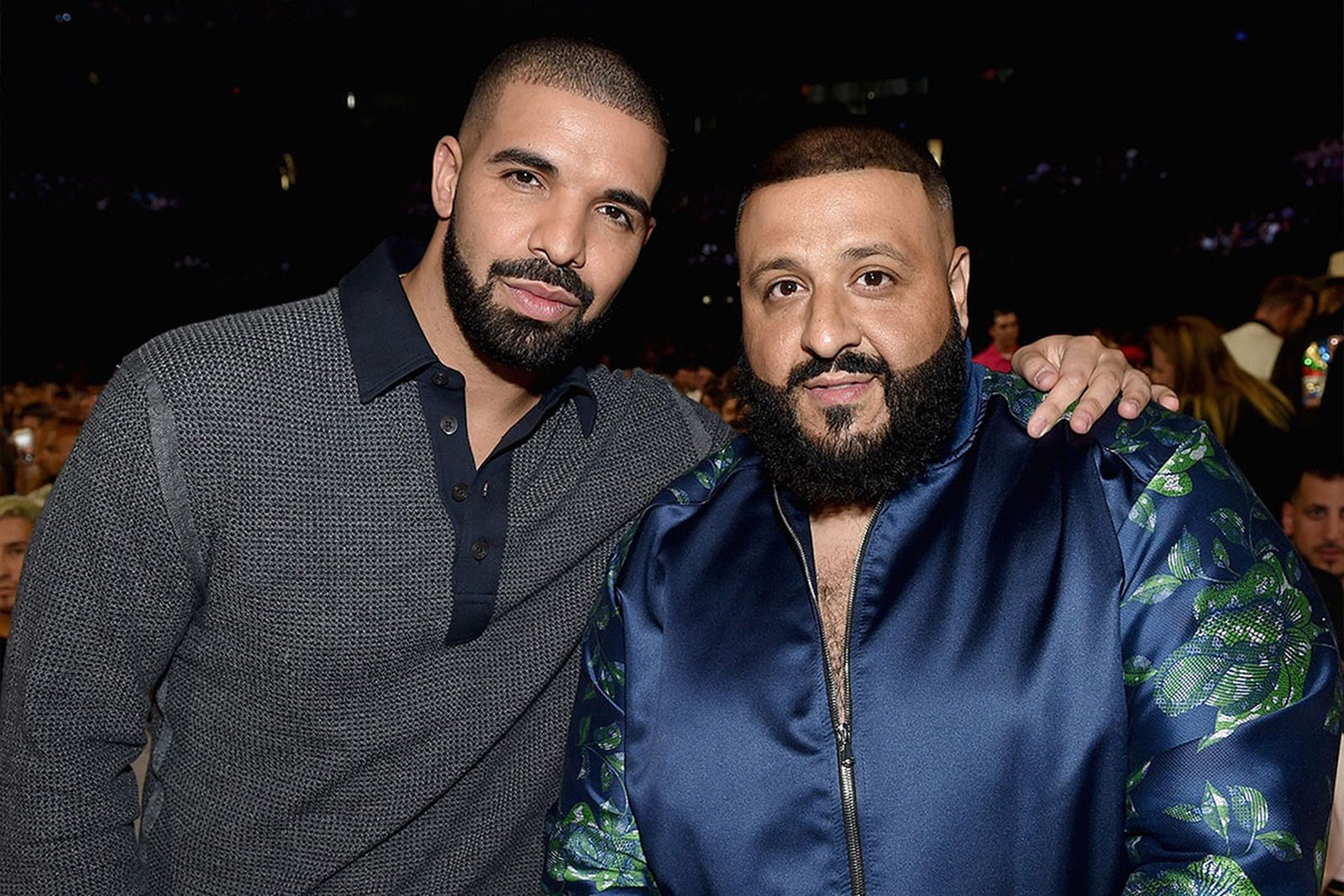 Drake and DJ Khaled