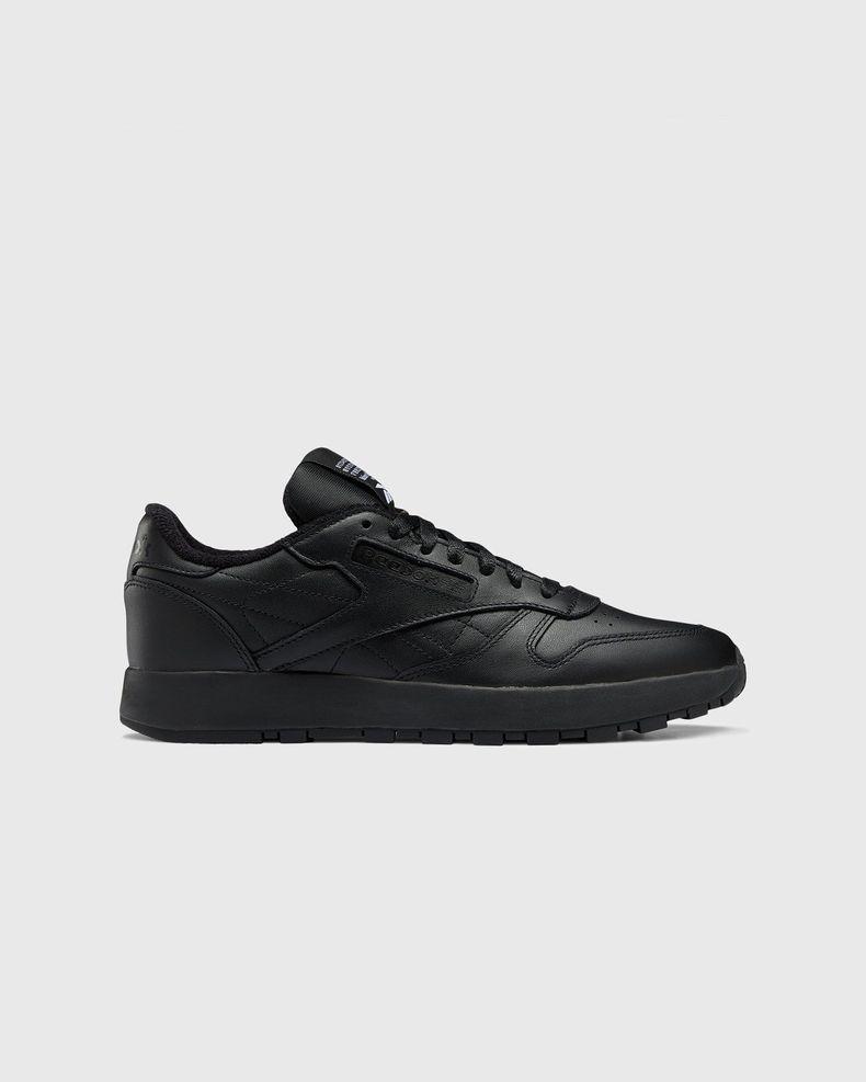 Maison Margiela x Reebok — Classic Leather Tabi Black