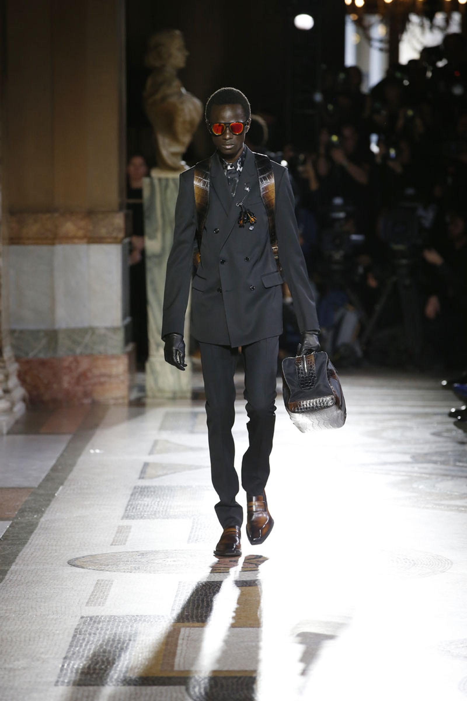 36berluti fw19 paris fashion week pfw19 runway