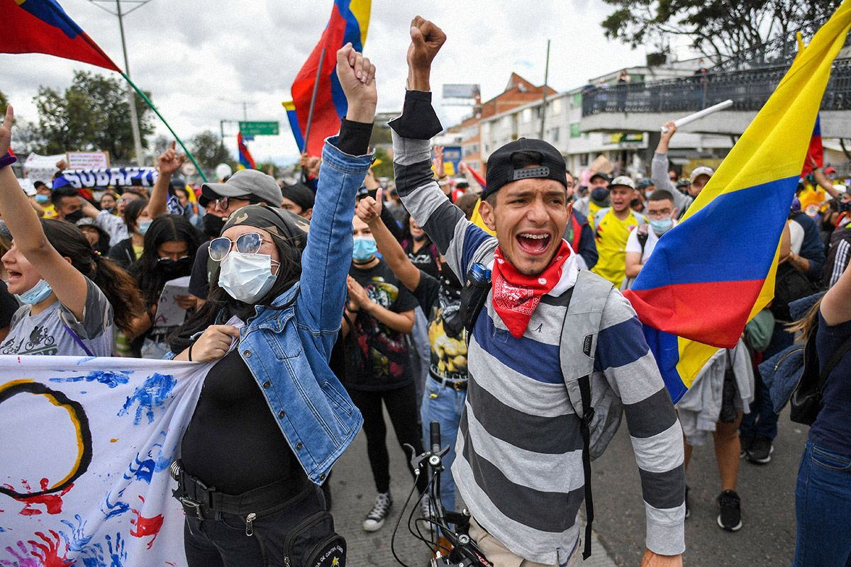Here's What You Need to Know About the Colombian Youth Strike