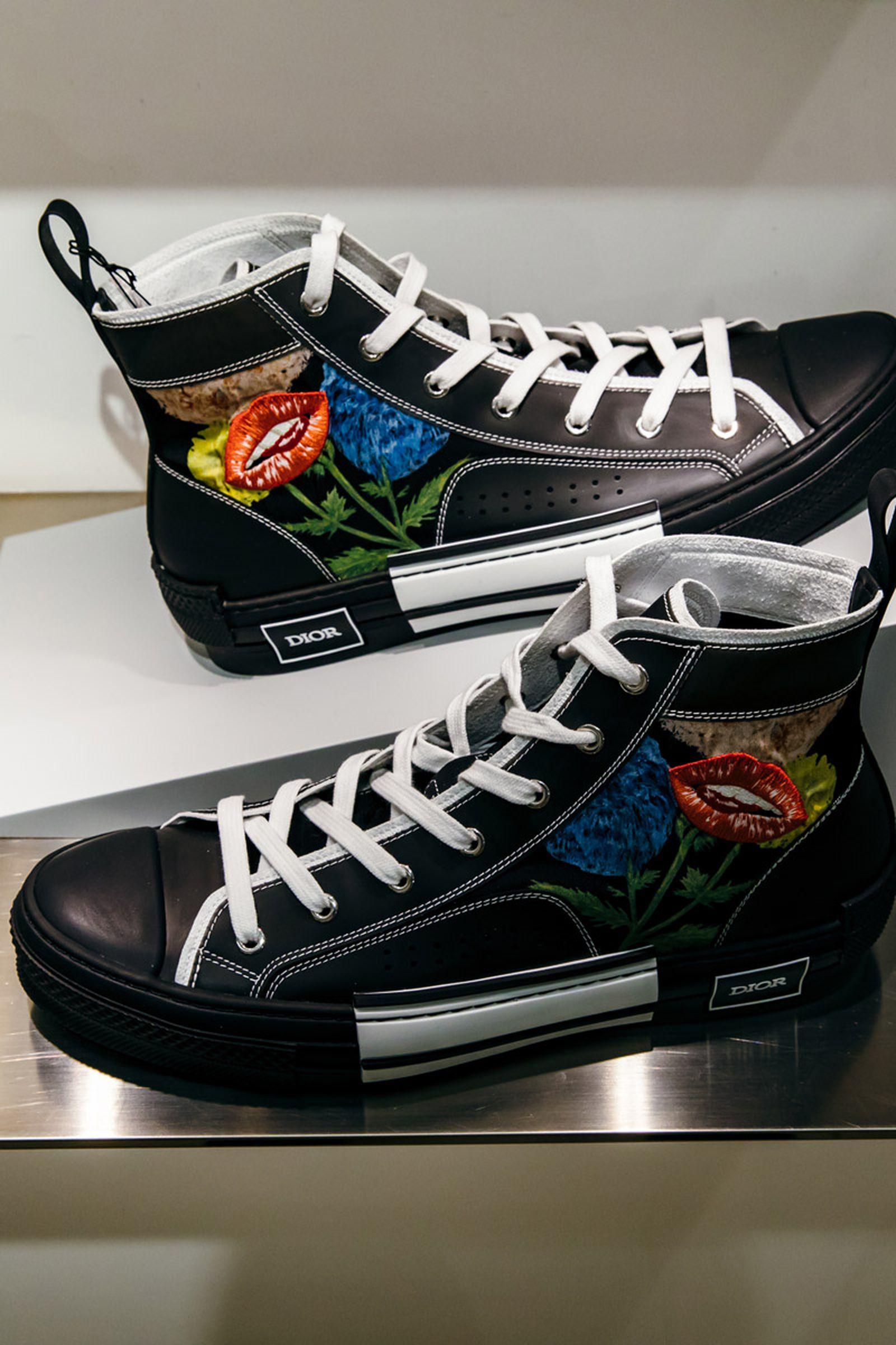 MFW19 Paris Dior ReSees Footwear JulienTell 07 kim jones pfw