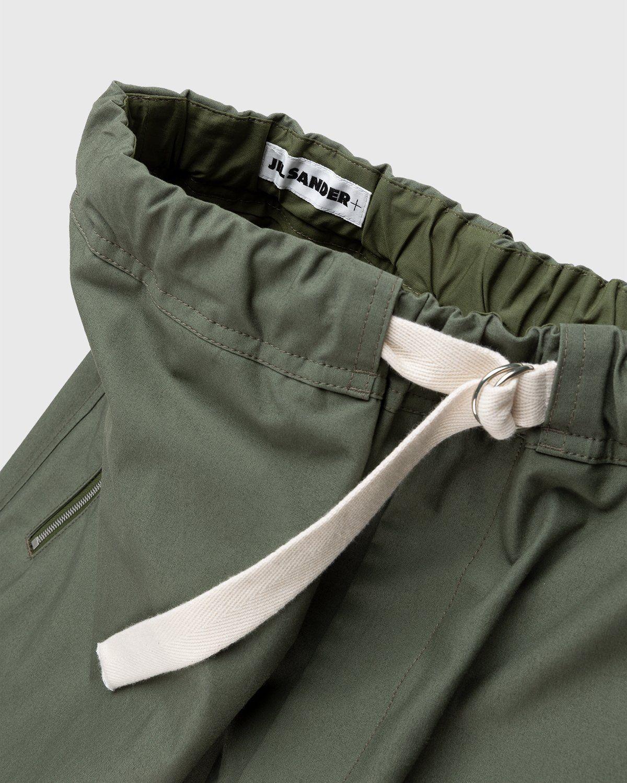 Jil Sander – Cargo Trousers Green - Image 4