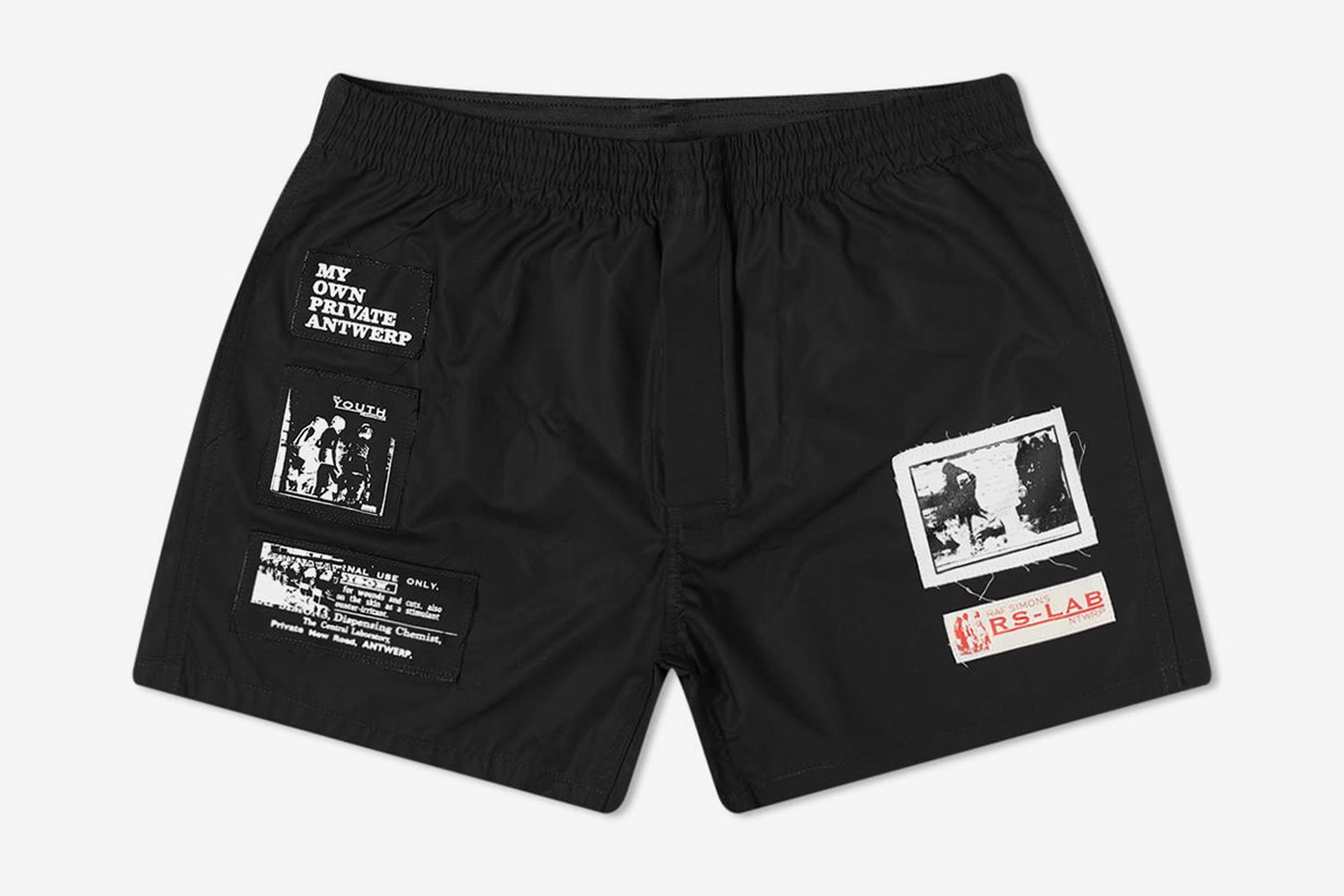 Patch Boxer Short