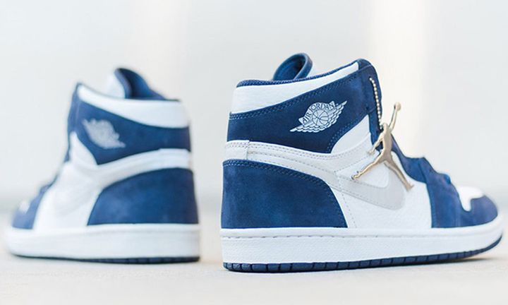 "Nike Air Jordan 1 ""Midnight navy"""