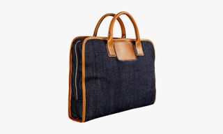 Travelteq & Tenue De Nîmes Present 2 Denim & Leather Bags