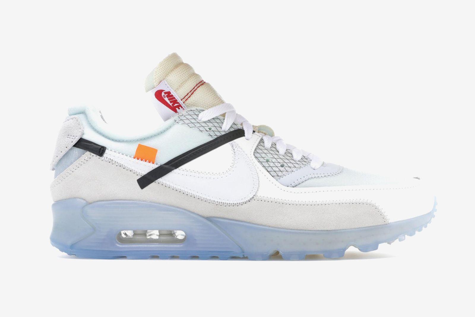 air max 90 the ten GOAT Nike The Ten OFF-WHITE c/o Virgil Abloh