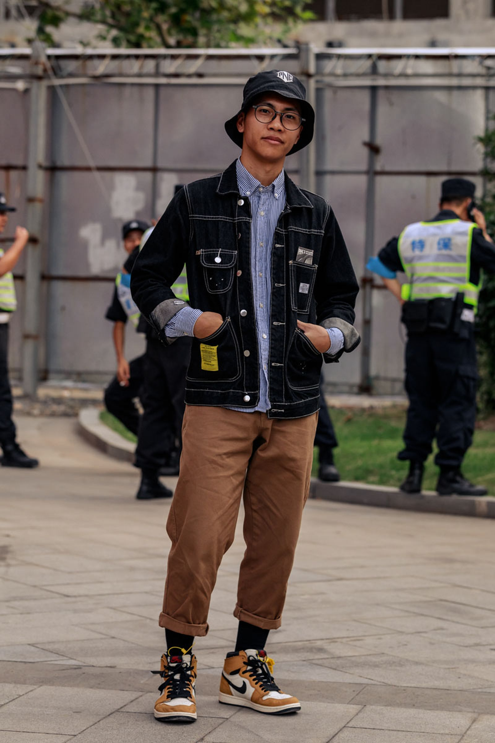 Shanghai SS20 Street Style