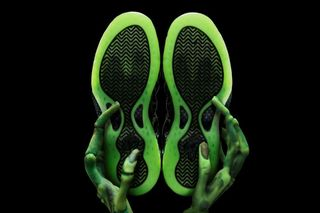 big sale 4aa0c ba149 nike air foamposite one paranorman sneaker