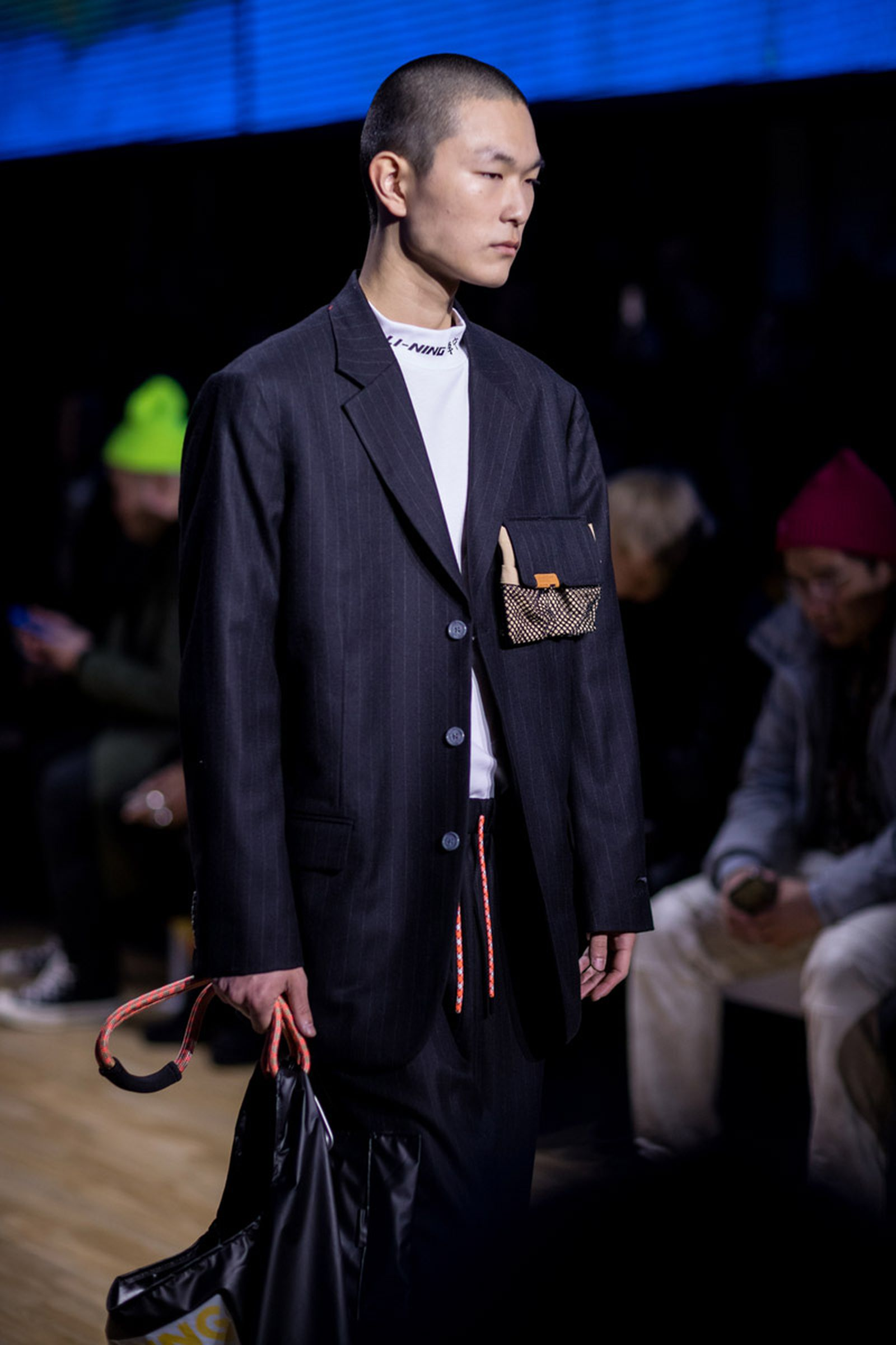 15li ning fw19 new york fashion week fall winter 2019 fashion shows nyfw