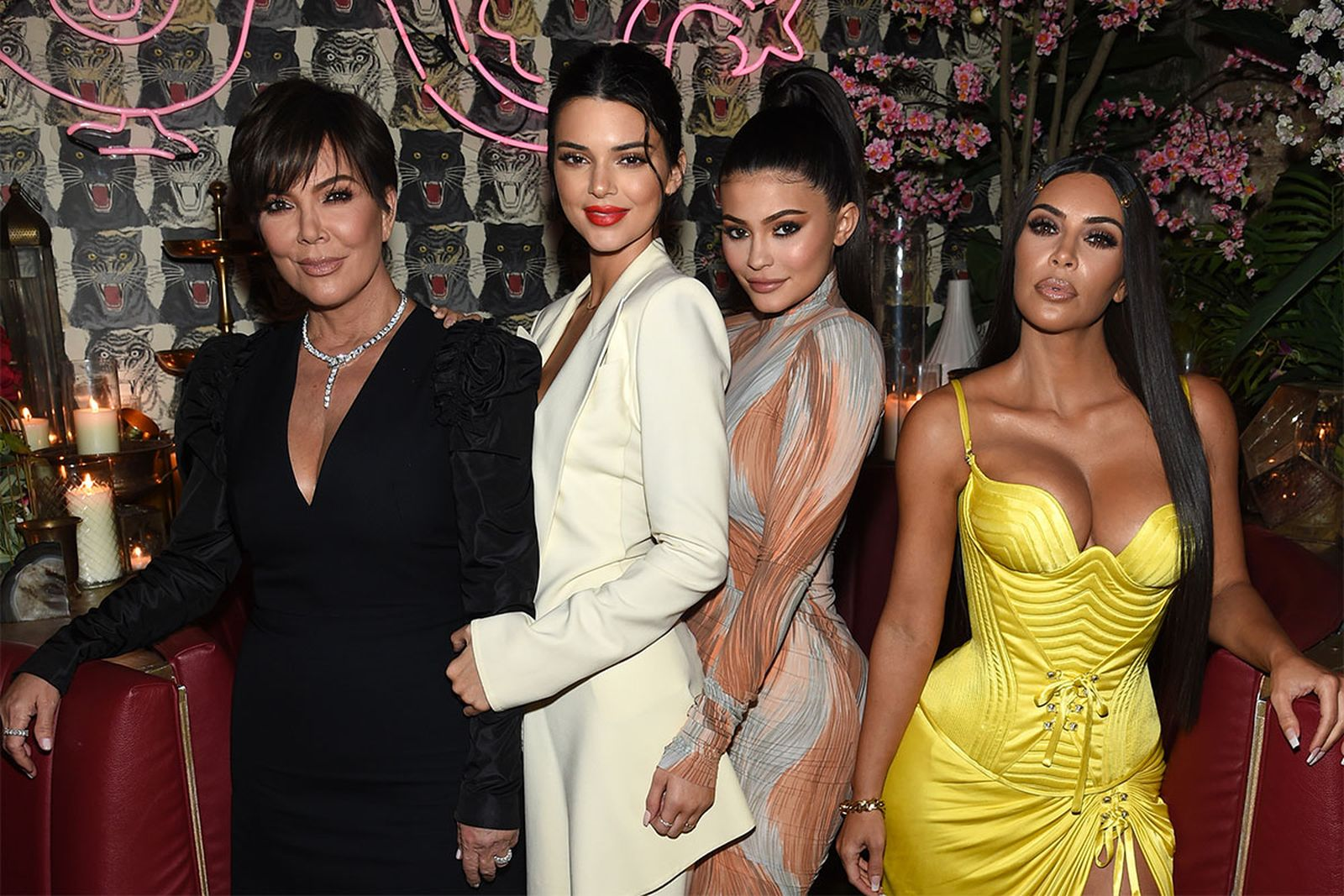 kardashian sponsored post fees Kim Kardashian West Kris Jenner kylie jenner