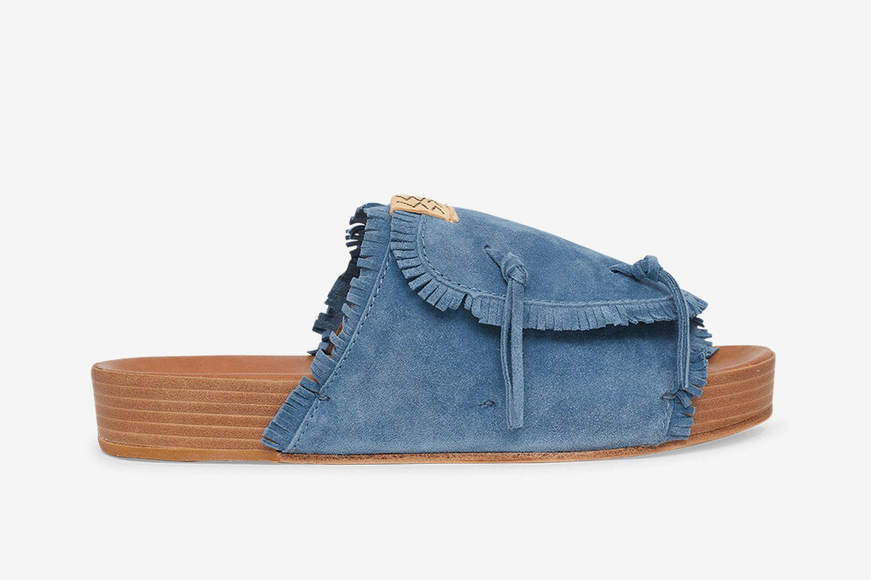 Christo Shaman-Folk Sandals