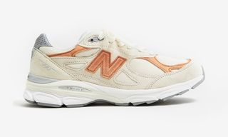"""Todd Snyder & New Balance Debut Super Clean 990 """"Pale Ale"""" Collab"""