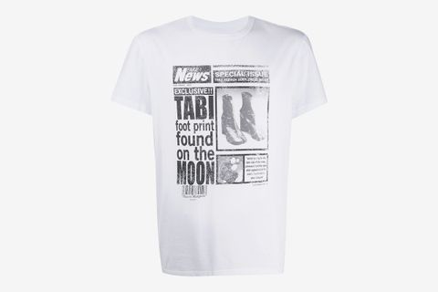 Journal Print T-shirt