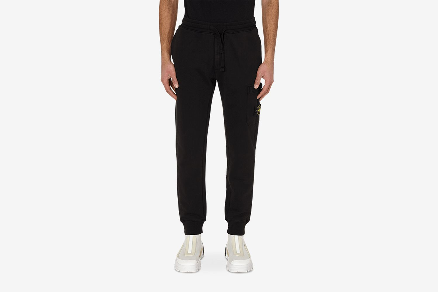 Fleece Cargo Pants