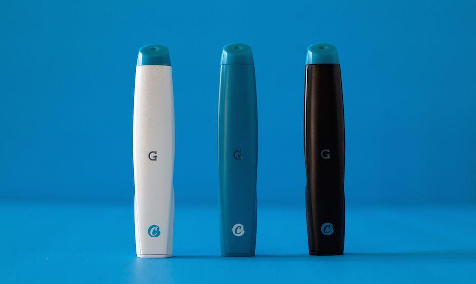 Grenco Science & Berner Debut Ultra-Portable Cookies G Pen Gio Vaporizer
