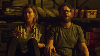 long shot red band trailer Seth Rogen charlize theron