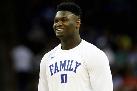 zion williamson jordan brand endorsement reaction main Nike