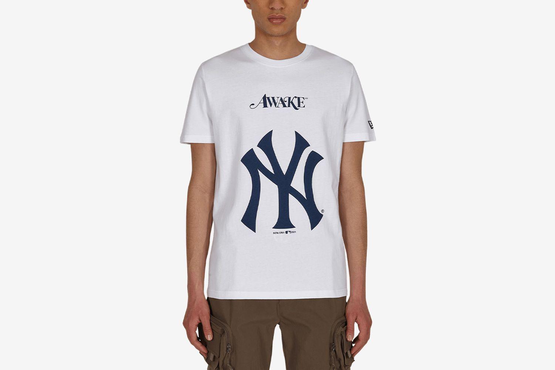 New Era X MLB Subway Series T-shirt