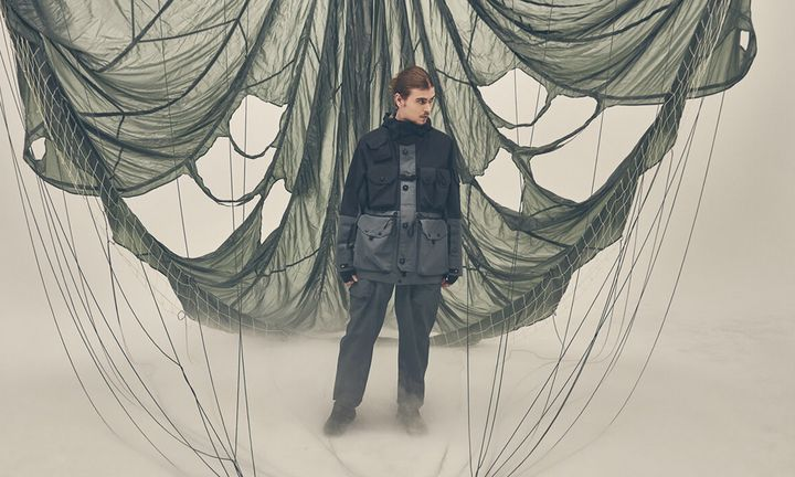 New Balance Eastlogue Rigger Made Parachute
