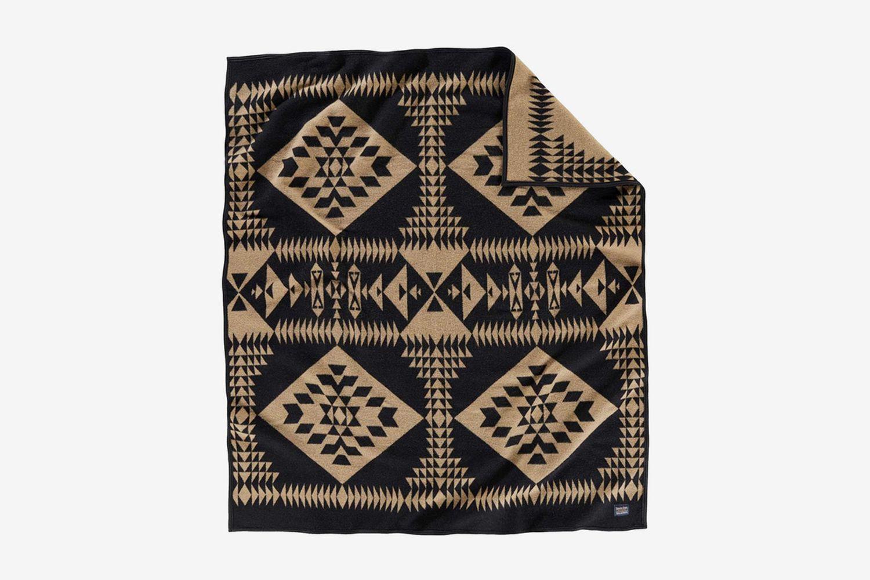 Jacquard Napped Blanket