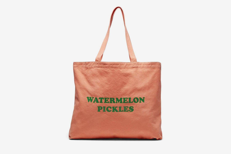 Poz Mez Watermelon Tote Bag