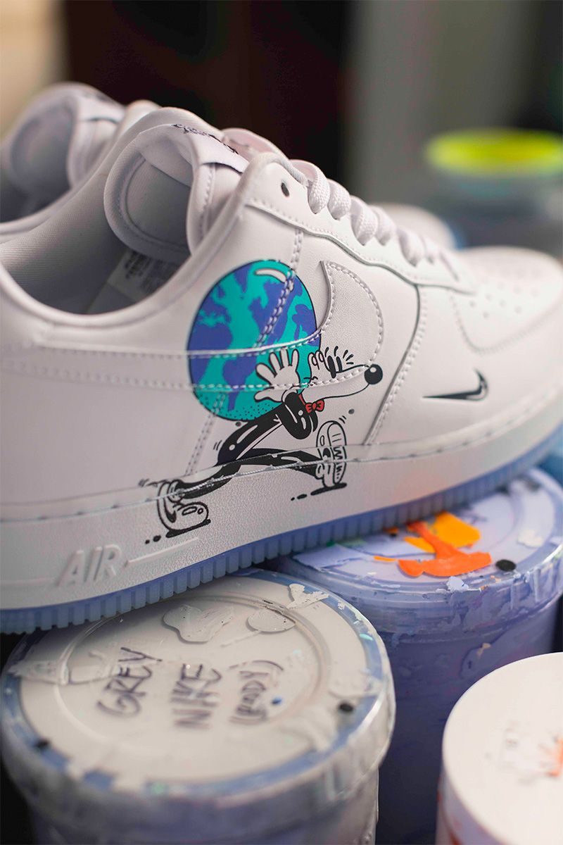 1259905038a3 The Steven Harrington x Nike Flyleather Collection Celebrates Earth Day  Every Day