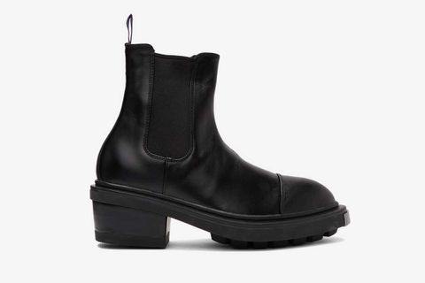 Black Nikita Chelsea Boots