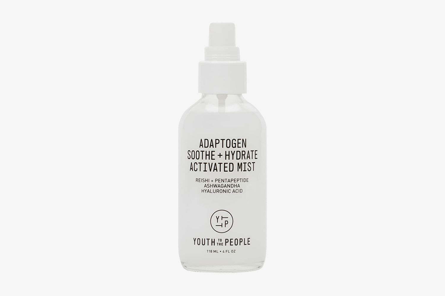 Adaptogen Soothe + Hydrate Activated Mist with Peptides