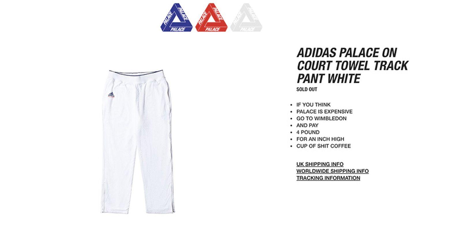 palace tennis streetwear1 Wimbledon adidas Originals