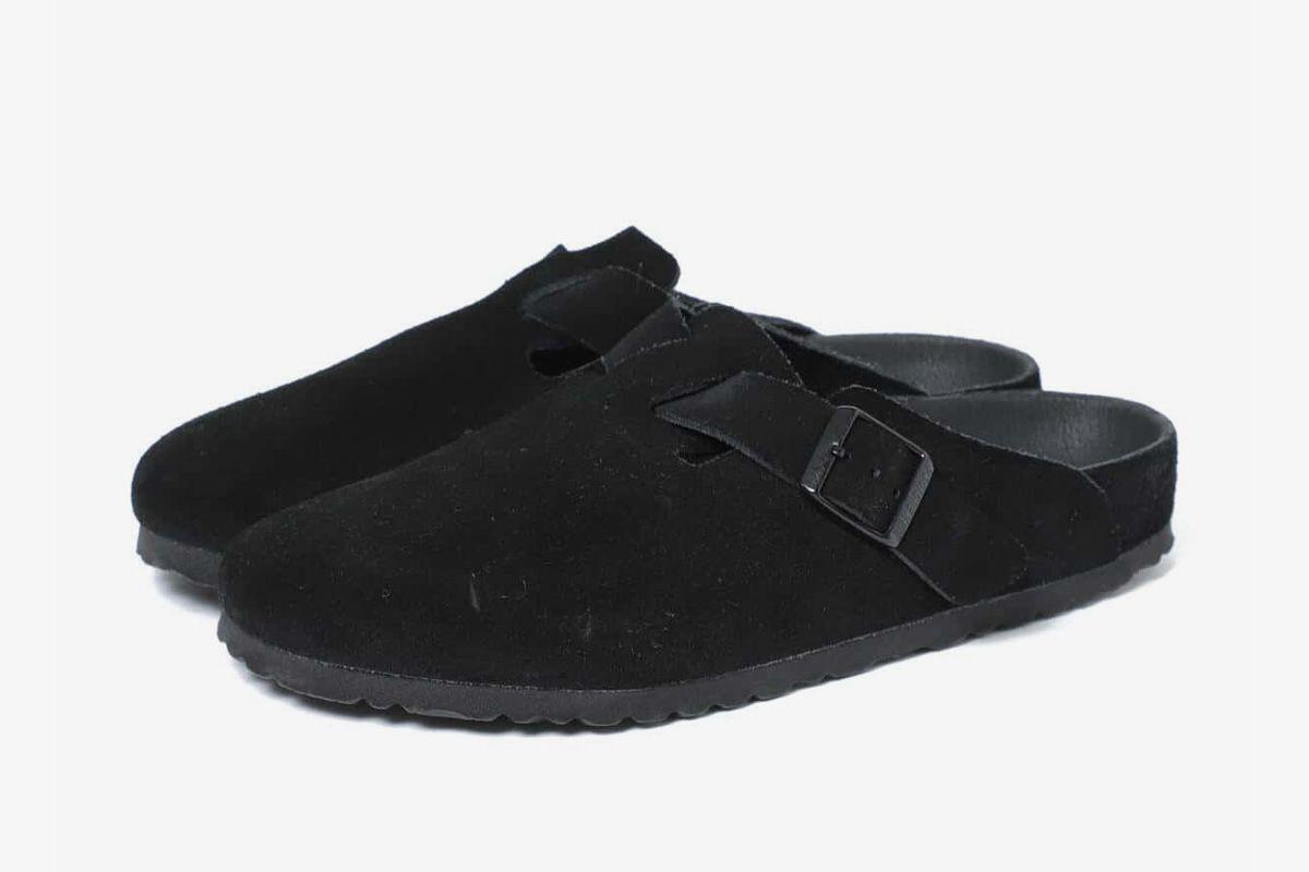 BEAMS x Birkenstock's Boston Sandal Is Simple, Yet Effective